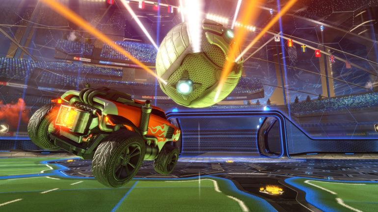 Rocket League Season 2 komt in februari - Rocket League