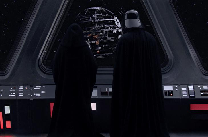De Death Star komt naar Star Wars Battlefront - Sheev Palpatine