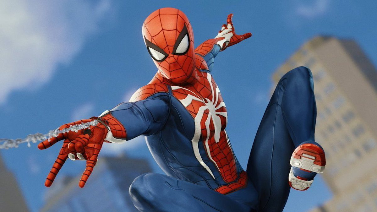 spider man is coming to marvels avengers as a playstation ex 7scy.1200