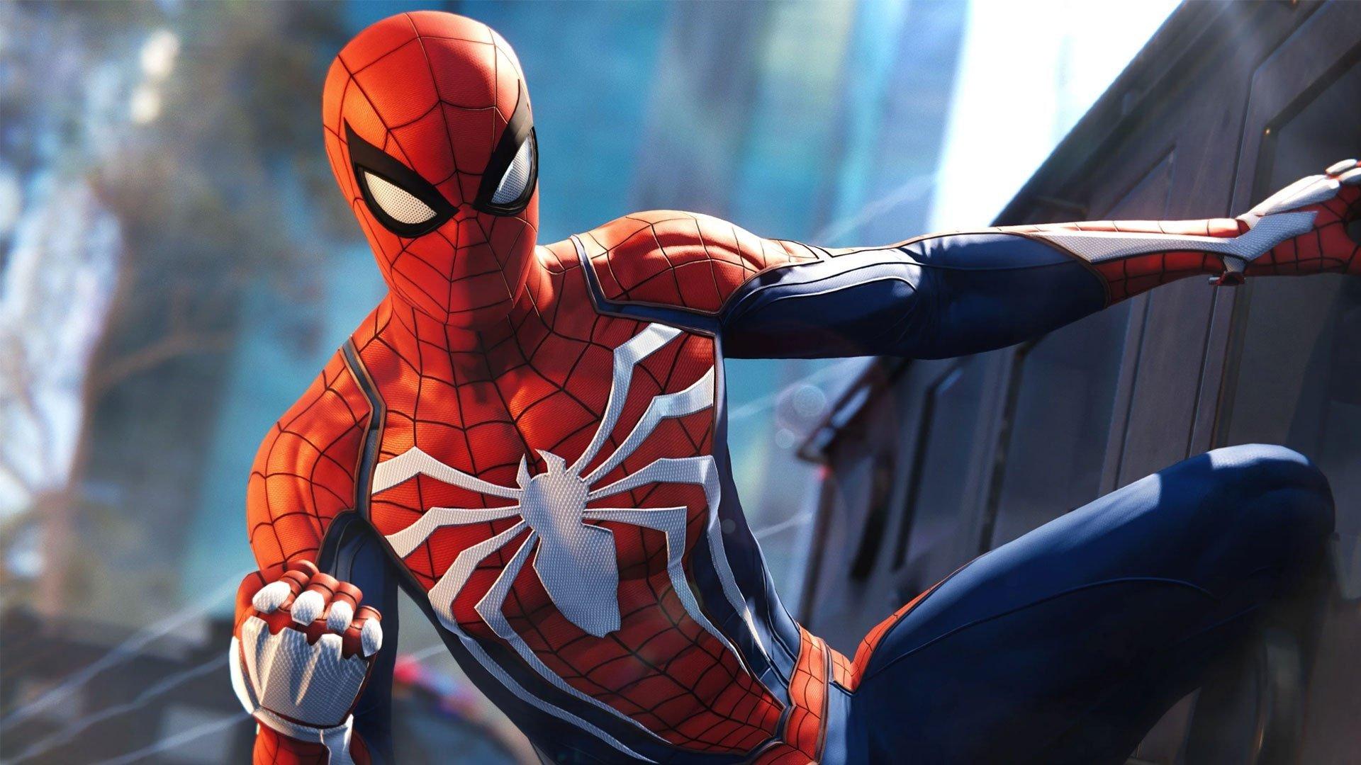Spider Man remastered PS5