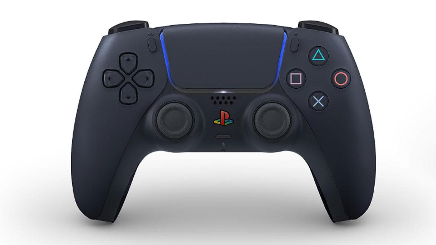 PS5 controller zwart