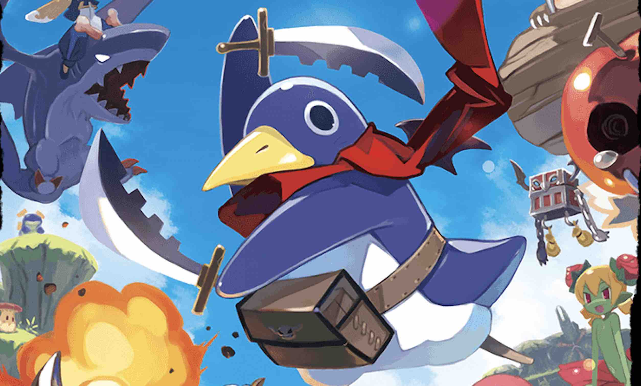 Prinny exploded reloaded review