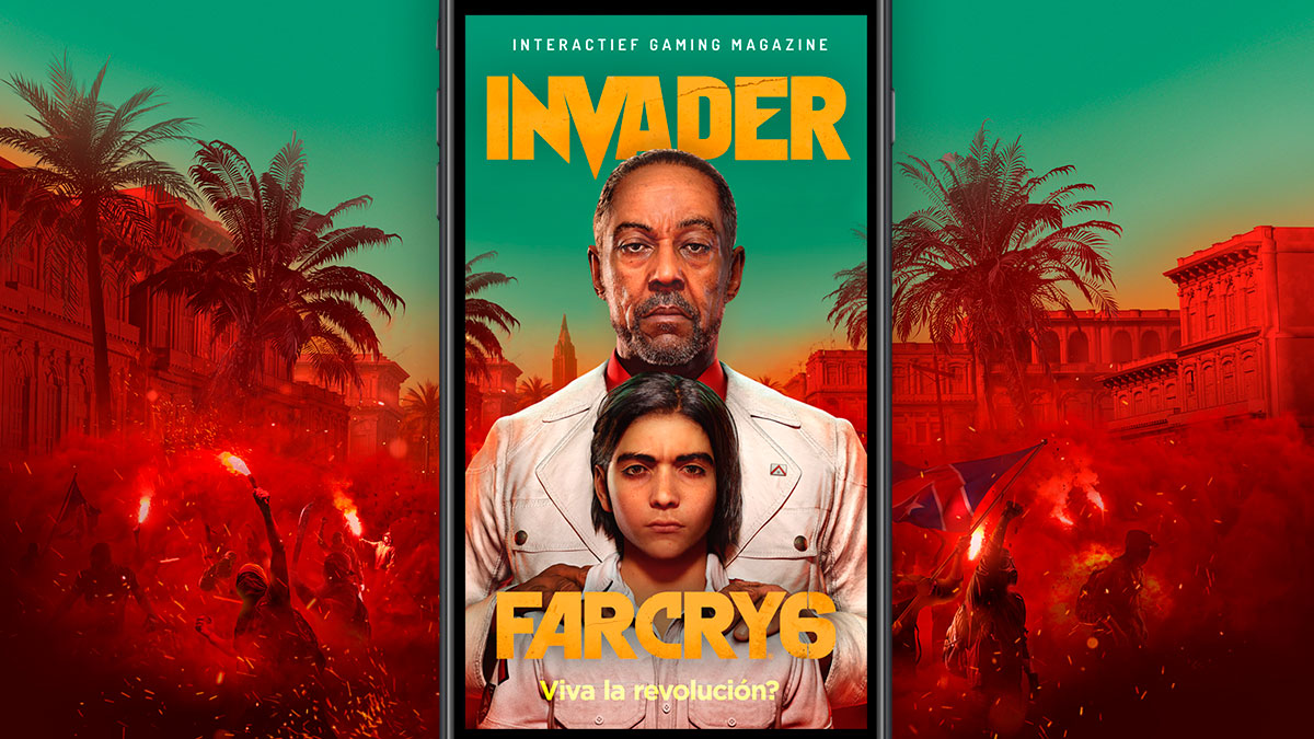 Invader Far Cry 6 cover