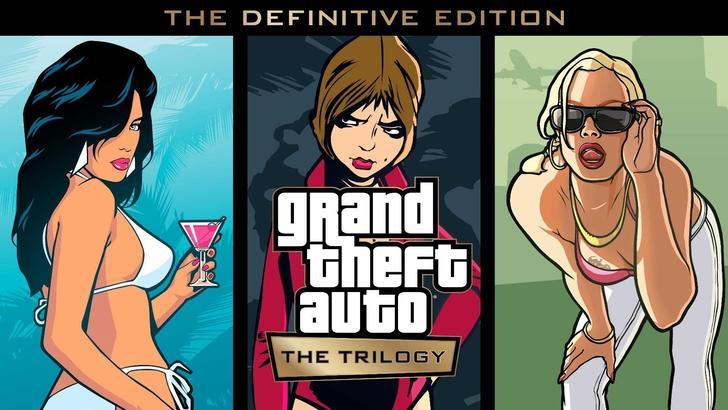 GTA trilogy remaster 1