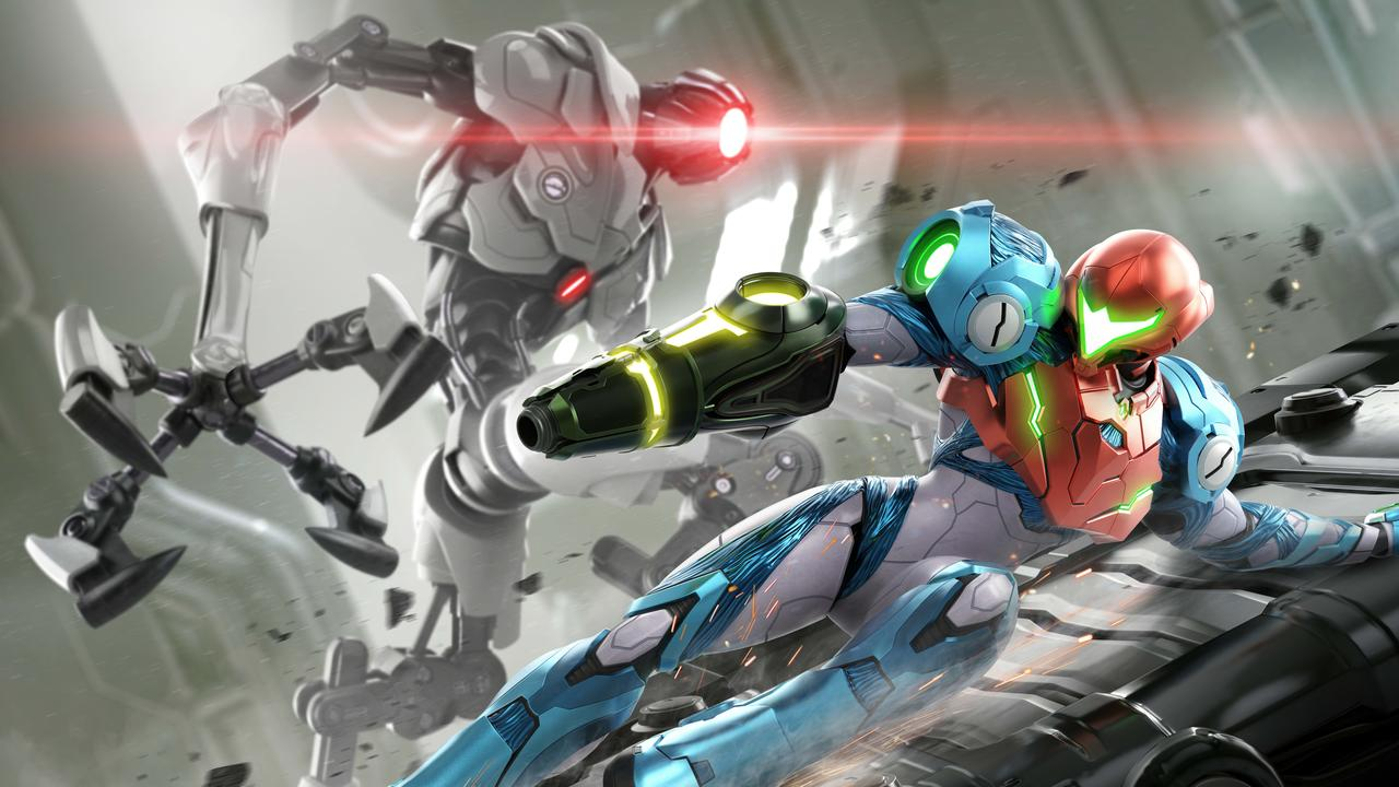 METROID DREAD REVIEW