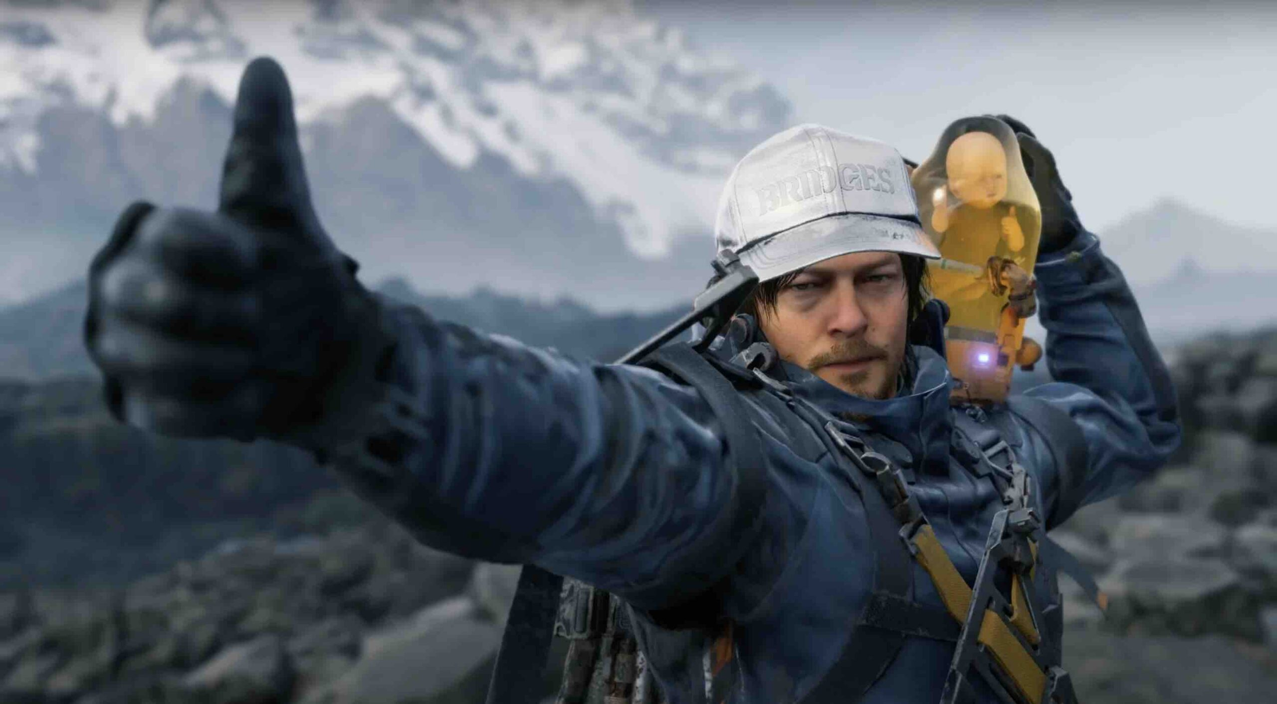 death stranding PS5 review